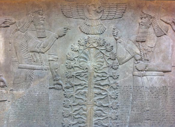 Babylonian Sacred Tree The Sacred Tree of Life