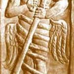 Greek Depiction of Persian Ahriman