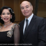Huda Farouki International Business Leader