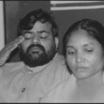 14 January 1995 - Phoolan Devi Press Conference - HT Photo by HC Tiwari.