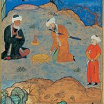 Behzad and the Mystic