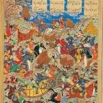 Timur Vs the Egyptian king
