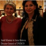 Irena Bokova Director General of UNESCO