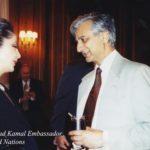 Ahmad Kamal UN Ambassador
