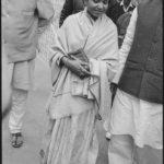 14 January 1995 - Phoolan Devi Press Conference - HT Photo by HC Tiwari.