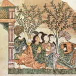 Depiction of Barbod
