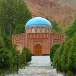 Rudaki Tomb - Panjrud