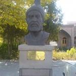 Behzad's Tomb, Tabriz