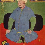 Portrait of Behzad